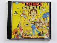 SONGS FOR LITTLE KIDS - 22 SONGS BY PETER COMBE CD Australian