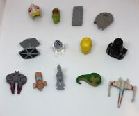 Star Wars Miniatures Replacement Parts Force Grab 13 Miniature Figures Toppers