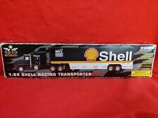 DieCast Cab on Corgi Shell Racing Transport Semi-1/64- Busch+Indy Graphics