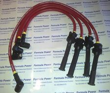 RENAULT CLIO, Mk2 172/182 RS Formula Power,10mm RACE PERFORMANCE Plug Lead sets