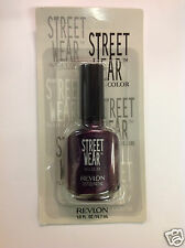 Revlon Street Wear Nail Polish ( VOODOO #53 ) .5 oz NEW & SEALED.