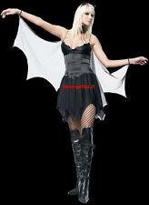 vestito pipistrello dark gothic goth halloween sexy