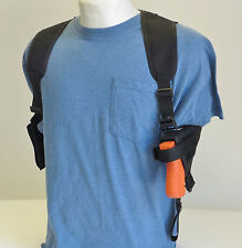 """Shoulder Holster for the Sig Sauer P227, Full Size 4.4"""" Barrel Double Mag Pouch"""