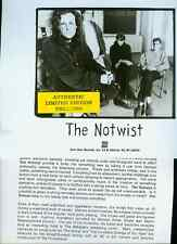 the notwist limited edition press kit