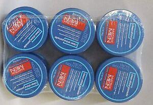 6 Pack Matrix Men Clean Shine Pomade, Light Hold, Water Based, 1.7oz (50g) Each