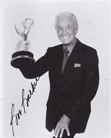8x10 signed photo #0055 w/AUTOGRAPH - BOB BARKER - TV GAME SHOW HOST