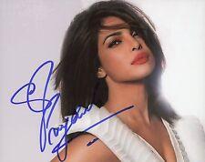 "PRIYANKA CHOPRA Authentic Hand-Signed ""Sexy"" 8x10 Photo (Quantico) (EXACT PROOF)"