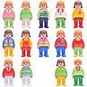 Playmobil 123 Figur Figuren Frauen Frau Mutter Mama