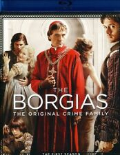 The Borgias: The First Season [New Blu-ray] Ac-3/Dolby Digital, Dolby, Dubbed,