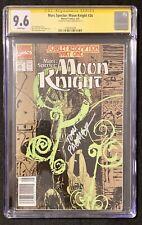 Marc Spector: Moon Knight #26 (1991) CGC 9.6 Signed Tom Palmer