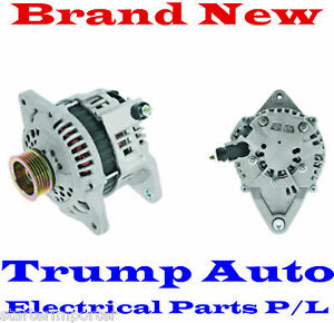Alternator for Subaru Liberty Outback engine EJ25 2.5L Petrol 96-06 2 Pins Plug