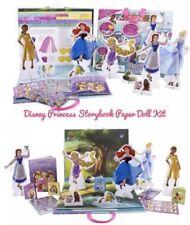 Disney Princess Paper Doll Kit