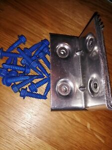 Millboard DuoSpan 99 Bracket 90º 5 Sets