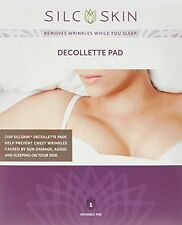 Decollette Pad Correct and Prevent Chest Wrinkles 100% Medical Grade Silicone