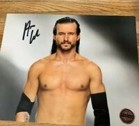 ADAM COLE WWE NXT Signed Autograph 8x10 Photo Pro Wrestling Crate Exclusive