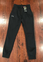 Under Armour Cold Gear Storm Sweatpants Jogging Men Size Small Black 1288099-001