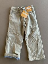 Gymboree Gymster Pants Khakis Jersey Lined