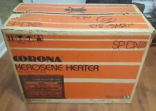 1981 Vintage Corona Kerosene Heater SP-DX GLO-International Brand New