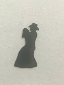 Cowboy Bride and Groom Country and Western Wedding Table Party Confetti