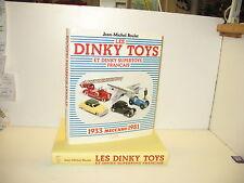 Livre J.M ROULET, la bible des dinky toys francais 1933 a 1981 (rare c.jaune)