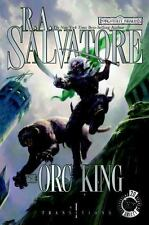 The Orc King (Forgotten Realms: Transitions, Book 1) (Bk. 1) - Acceptable - Salv