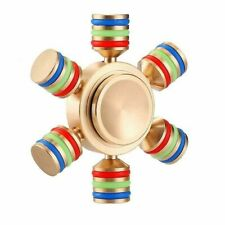 Boat Wheel Fidget Spinner with Carry Case