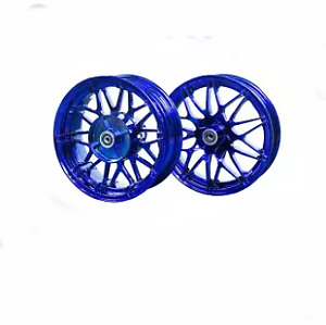 FOR Honda Grom MSX125 SF Front Rear Wheels Rims 2013-2020 V.3
