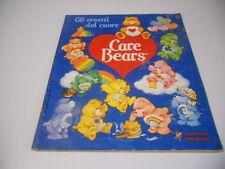 ALBUM FIGURINE PANINI CARE BEARS COMPLETO 1986 !!!