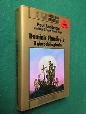 Poul ANDERSON - DOMINIC FLANDRY 2 IL GIOCO GLORIA Cosmo ORO/64 Nord (1° Ed 1984)
