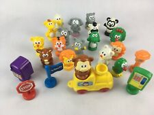 24 VTECH Smartville Treehouse Alphabet Train Animal Replacement Figures & Signs