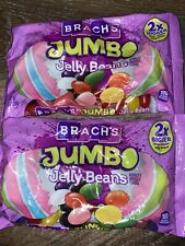 Brach's ~ Jumbo Jelly Beans Bird Eggs Easter 2-Bags 13 oz. Expires 09/2022