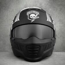 Harley-Davidson® Skull Lightning 2-in-1 X04 Helmet