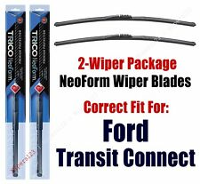 "2-Pak Super-Premium 29"" NeoForm Wipers fit 2014+ Ford Transit Connect - 162915x2"