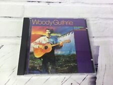 Woody Guthrie Columbia River Collection CD 1988 Rounder Records Select Folk