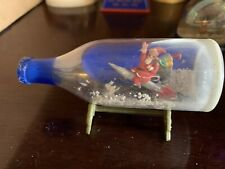 6 Vintage And Promotional Christmas Snowglobes
