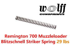 Wolff Gunspring REMINGTON 700 MuzzleLoader 29LB Extra Power Striker Spring 66229