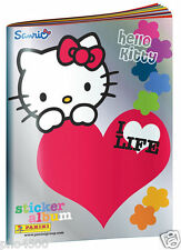 "HELLO KITTY ""I LOVE LIFE"" ALBUM  & ALL THE STICKERS TO COMPLETE ALBUM BRAND NEW"
