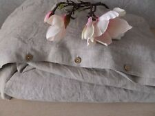 Linen duvet cover Twin Queen King duvet cover linen bedding natural flax gift