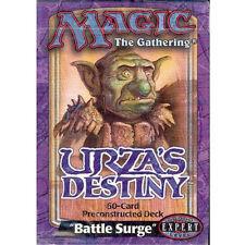 Battle Surge Urza's Destiny Theme Deck - ENGLISH Sealed New MTG MAGIC ABUGames