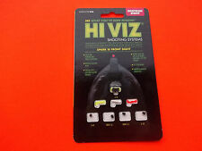 Shotgun Front Fiber Optic Sight with Red-Wht-Grn Beads, Hi-Viz Spark III SK2011