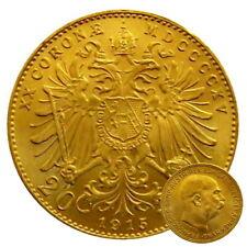 ++ Kaiser Franz Josef - 20 Kronen - 1915 - Gold ++