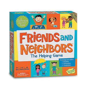 Friends & Neighbours matching Game by Peaceable Kingdom
