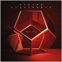 Asking Alexandria - Asking Alexandria - New Red Vinyl LP