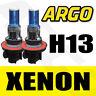 H13 Xenon Gas Remplies 60/55W Phare Ampoules Halogène Haute Qualité Blanc