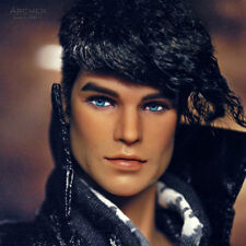 1/6 OOAK FR Fashion Royalty Homme Supermodel Ace McFly Male Doll/Figure Repaint