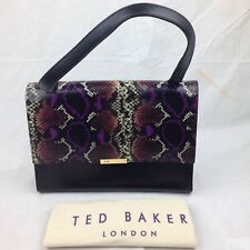 Ted Baker Karlah animal print flap shoulder bag