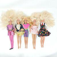 Lot of 5 Vintage 1966 Barbie Mattel Doll Collection #2
