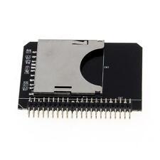 """De Alta Velocidad Sd Sdhc Sdxc Tarjeta De Memoria Mmc a IDE de 2.5 """" 44pin Macho Adaptador Convertidor"""