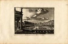 Antique Plate-DEN HAAG-NETHERLANDS-ZORGVLIET-Weege-1753