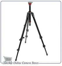 Manfrotto 755XB MDeVe Aluminum Video Tripod Mfr # 755XB